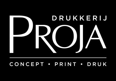 Drukkerij Proja - concept, print én druk